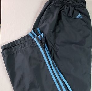 Womens Adidas Athletic Track Pants size M